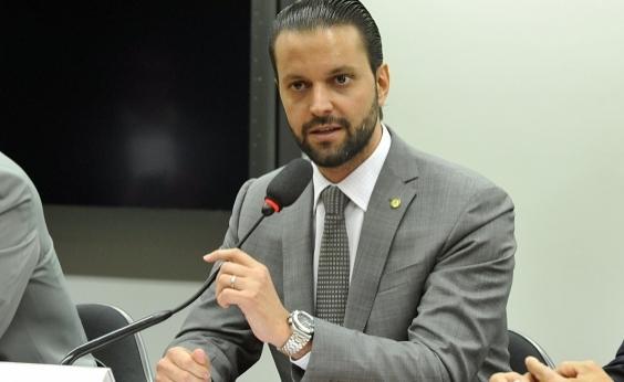 Baldy anuncia posse como ministro das Cidades para esta quarta-feira