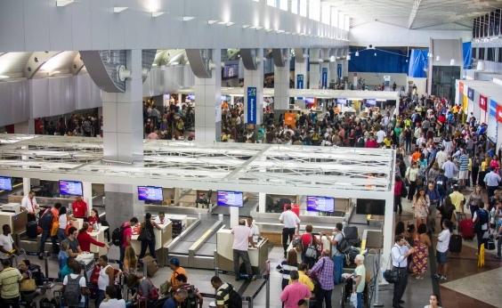 Obras no Aeroporto de Salvador começam em janeiro, diz Vinci