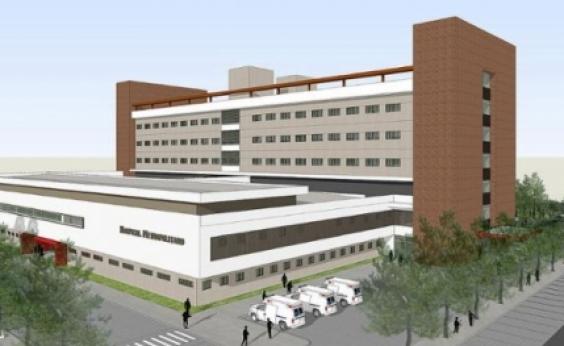 Obras do Hospital Metropolitano terão início em dezembro, anuncia Rui
