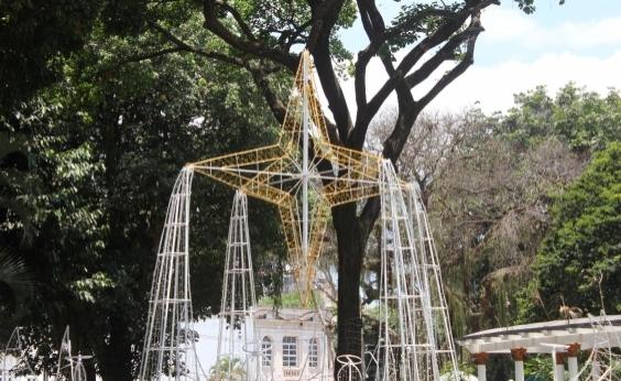 Novos bairros terão iluminação natalina neste ano; Castelo Branco e Imbuí estão na lista