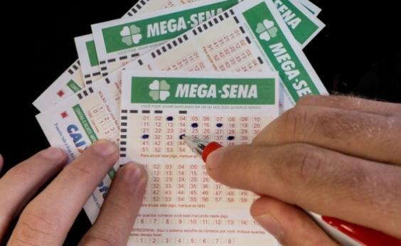 Mega-Sena acumula e pode pagar R$ 50 milhões nesta quarta-feira