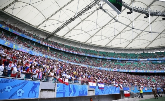 Bahia inicia venda de ingressos para último jogo na Fonte Nova em 2017