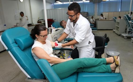 Hemoba promove a Semana do Doador de Sangue para incentivar novos voluntários