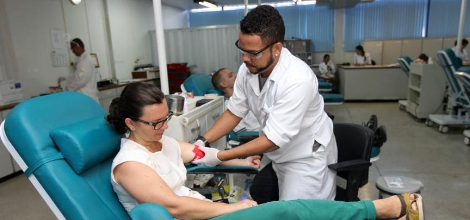 [Hemoba promove a Semana do Doador de Sangue para incentivar novos voluntários]