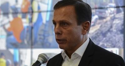 Doria admite que pode abandonar disputa presidencial e concorrer a governo de São Paulo