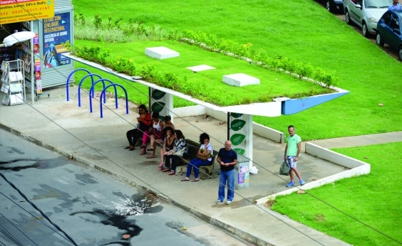 Ponto Verde do Costa Azul tem sistema de irrigação recuperado e gramado plantado