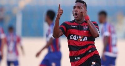 Vitória ganha do Bahia por 2 a 0 e é campeão da Copa do Nordeste Sub-20