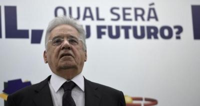 FHC cobra saída do PSDB do governo Temer: