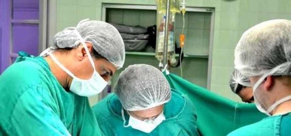 [Cirurgiões pediatras paralisam atendimentos no SUS após fim de contrato com Sesab]