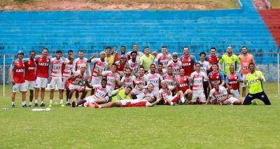 Sem Juninho e Eduardo, Bahia divulga relacionados para partida contra o São Paulo