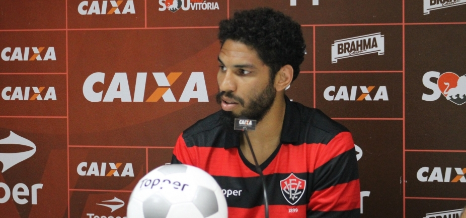 [Zagueiro do Vitória desabafa após derrota para o Flamengo: