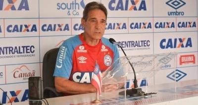 Carpegiani diz que Bahia perdeu classificação para Libertadores