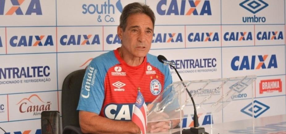 [Carpegiani diz que Bahia perdeu classificação para Libertadores \
