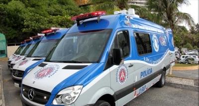 Verão na Bahia contará com reforço de mais de 24 mil plantões policiais