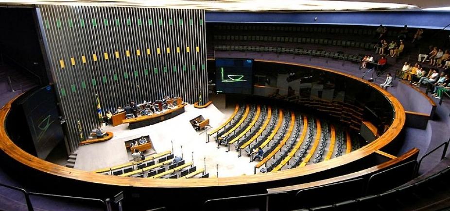 [Datafolha: desempenho do Congresso Nacional é reprovado por 60% dos brasileiros ]