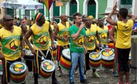 Olodum se torna patrimônio cultural e imaterial da Bahia
