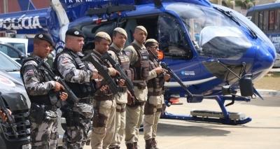 Operação Verão terá mais de 24 mil plantões policiais até fevereiro