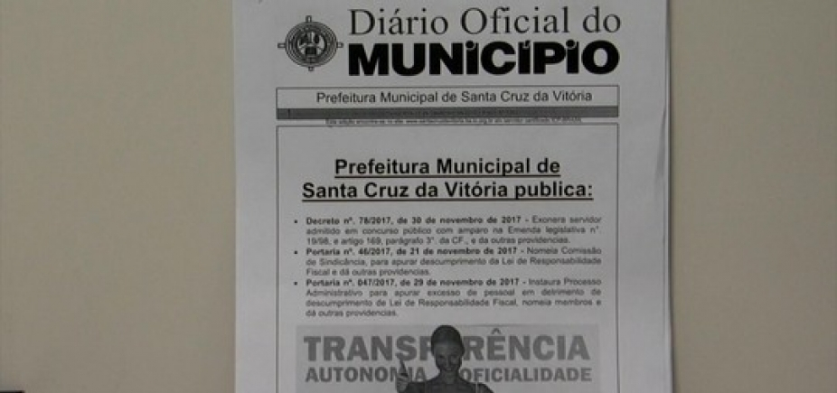 [Prefeitura demite 66 funcionários concursados no interior da Bahia ]