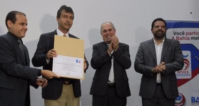 Ouvidoria da Bahia recebe certificado de qualidade