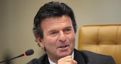 Luiz Fux será novo presidente do TSE