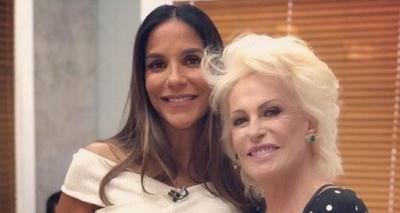Ivete faz pergunta indiscreta e Ana Maria Braga rebate ao vivo: ʹNão interessaʹ