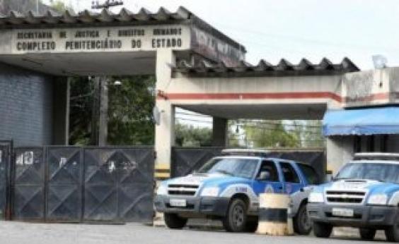 Presidiário pula muro e foge de cadeia em Mata Escura