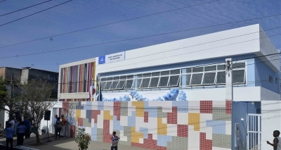 Resconstruída, Escola Municipal de São Cristóvão é entregue