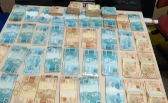 Neto é preso após contratar assaltante para roubar R$ 97 mil na casa dos avós em Ilhéus