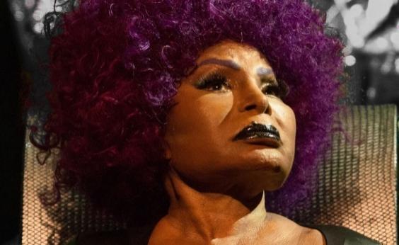 Elza Soares apresenta show inédito na Concha Acústica neste domingo