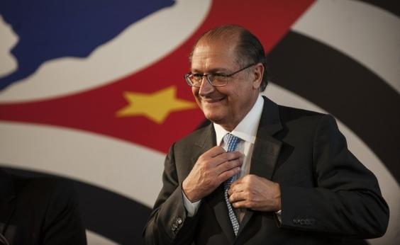 Convenção do PSDB oficializa Geraldo Alckmin na presidência do partido