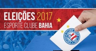Sócios elegem novo presidente do Bahia neste sábado