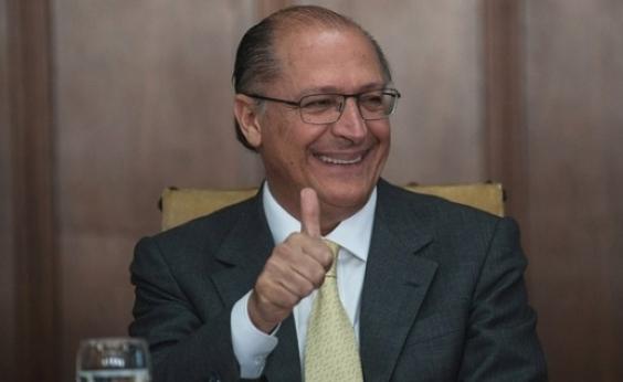 PSDB elege Geraldo Alckmin presidente nacional do partido