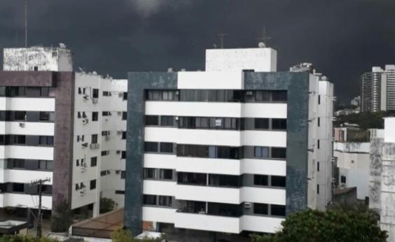 Em dois dias, Salvador teve metade da chuva esperada para dezembro