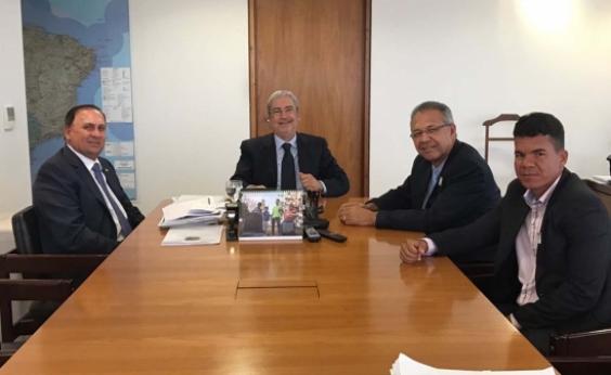 Imbassahy volta a desconversar sobre possível saída do PSDB: ʹTudo tem seu tempoʹ