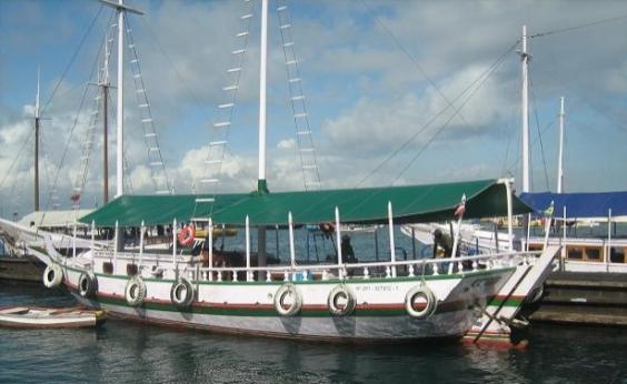 Mau tempo: Passeios de escunas pela Baía de Todos-os-Santos são suspensos