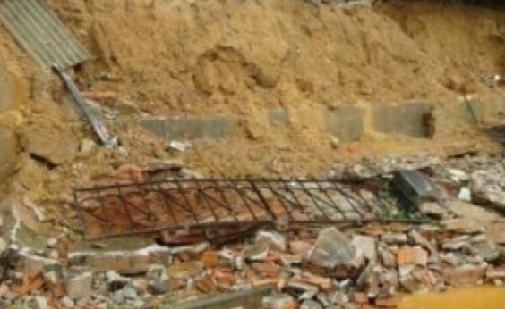 Chuvas: Mais de 50 ocorrências são registradas pela Defesa Civil de Salvador