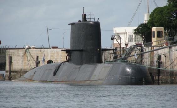 Submarino argentino explodiu em menos de um segundo, diz relatório dos EUA