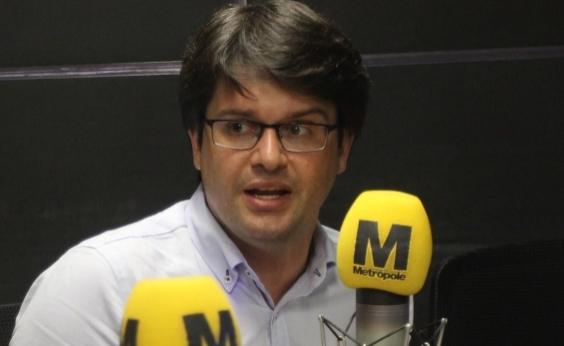 ʹPolítica partidária dentro do Bahia não tem espaçoʹ, diz Bellintani