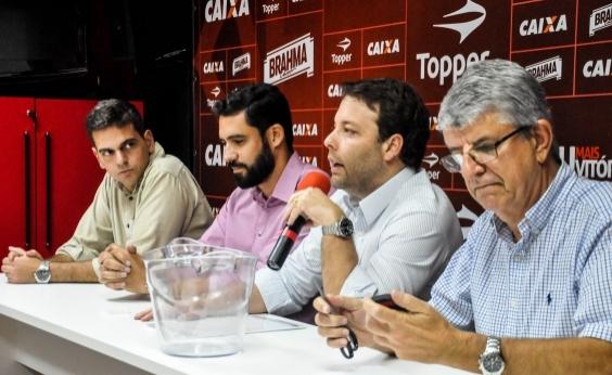 Comissão eleitoral divulga números dos candidatos à presidência do Vitória