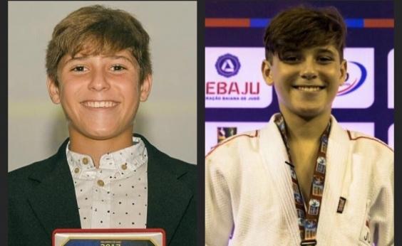 Judoca leva 5 prêmios em evento da Federação Baiana de Judô