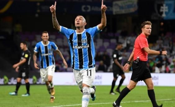 Grêmio vence o Pachuca e garante vaga na final do Mundial Interclubes
