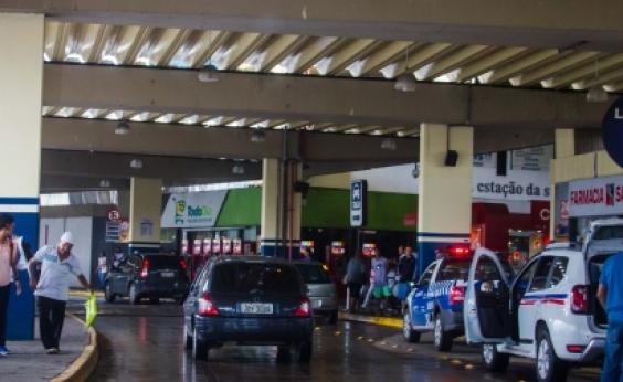 Rodoviária de Salvador fica sem energia devido a problema no transformador