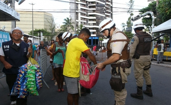Policiamento será reforçado durante Réveillon e Carnaval: ʹR$ 800 mil em horas extrasʹ