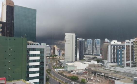 Salvador pode voltar a ter chuva nesta quarta; veja previsão