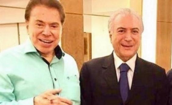 Temer vai defender aprovação da reforma da Previdência no Programa Silvio Santos