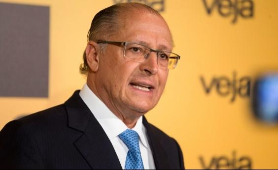 Apoio à reforma da Previdência foi decisão ʹquase unânimeʹ, diz Alckmin sobre PSDB