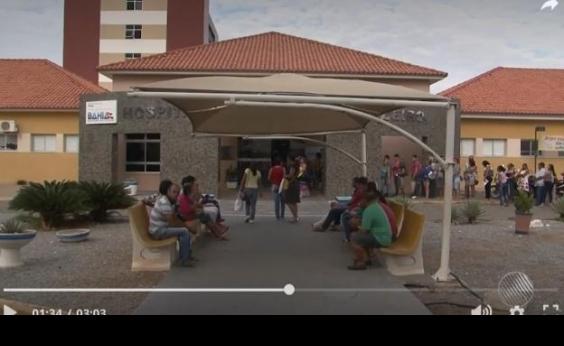 Sem 13ºe com salário atrasado, médicos do Hospital Regional de Juazeiro paralisam atividades