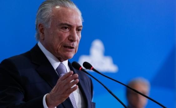Temer é submetido a cirurgia de pequeno porte em São Paulo
