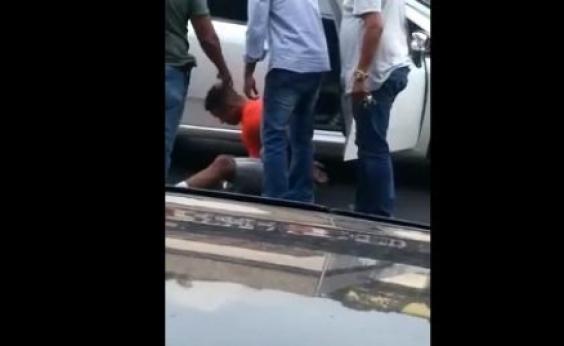 Cantor da Banda La Fúria é detido por engano: ʹTem que ser abordado mesmoʹ; vídeo