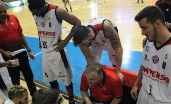 NBB: Universo/Vitória vence Campo Mourão por 72 x 65